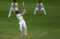 Otago's Nathan Smith bats on day one of the Plunket Shield cricket match between the Wellington Firebirds and Otago Volts at Basin Reserve in Wellington, New Zealand on Monday, 21 October 2019. Photo: Dave Lintott / lintottphoto.co.nz