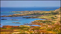 BNPS.co.uk (01202 558833)<br /> Pic: KnightFrank/BNPS<br /> <br /> Otters, Red deer and Golden Eagles for company...<br /> <br /> How the Ulva half live - Escape to your own Scottish island..If you have &pound;4.25 million to spare.<br /> <br /> This stunning Scottish island that inspired writers including Beatrix Potter and Sir Walter Scott has just gone on the market.<br /> <br /> Ulva is the second largest island of the Inner Hebrides at 4,583 acres, but the new owners will have to be happy going back to basics as it can only be reached by ferry, has no tarmac roads and just 16 people live there, mostly farmers.<br /> <br /> It is described by agents Knight Frank as one of the finest private islands in northern Europe and is on the market for the first time in more than 70 years.<br /> <br /> The sale includes a seven-bedroom house, a church, a restaurant and tea room, and eight other properties. There are also farm buildings to support the agricultural and livestock operation.