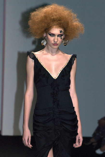 BIFW Chaos Couture by Christophe Guillarme March 2009