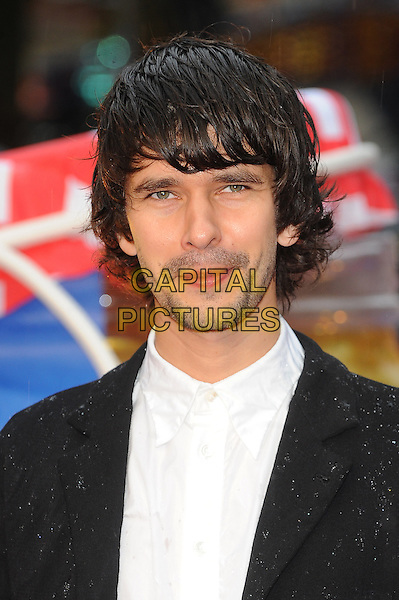 LONDON, ENGLAND - NOVEMBER 23: Ben Whishaw attends the World Premiere of Paddington at Odeon Leicester Square on November 23, 2014 in London, England.<br /> CAP/BEL<br /> &copy;Tom Belcher/Capital Pictures