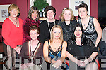 SWING: O'Donnells Bar & Restaurant, Mounthawk, was in full swing on Womens Christmas last Saturday night. Front l-r: Margaret and Marylin Roche and Mary Craske. Back l-r: Mary McQuinn, Theresa Stack, Elizabeth McCarthy and Stacy and Mary Dineen (Ballyheigue).