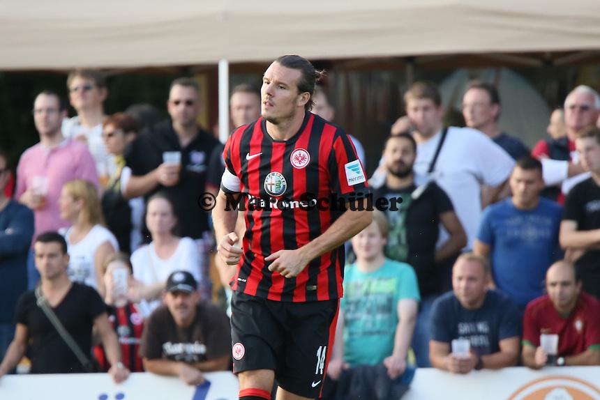 Alex Meier (Eintracht) - VfB Unterliederbach vs. Eintracht Frankfurt