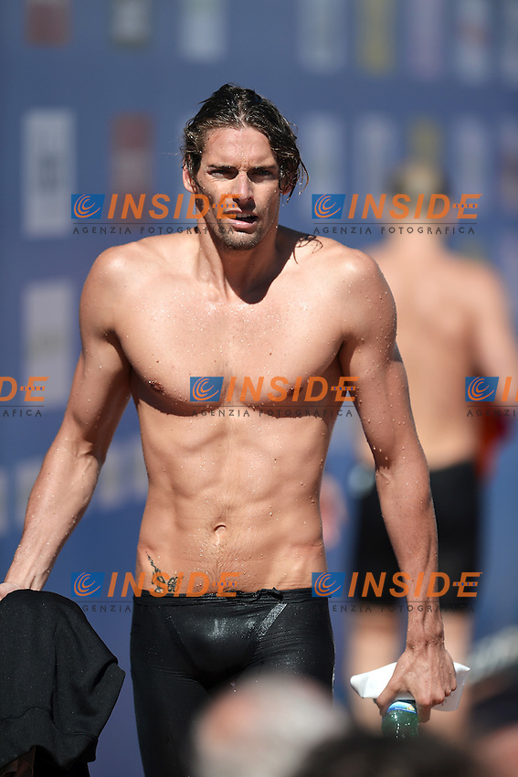 Camille Lacourt France 100m Backstroke Men.Roma 15/6/2012 Foro Italico.Nuoto Swimming 49mo trofeo settecolli.Foto Andrea Staccioli Insidefoto