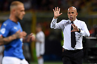 Luigi Di Biagio coach of Italy <br /> Bologna 16-06-2019 Stadio Renato Dall'Ara <br /> Football UEFA Under 21 Championship Italy 2019<br /> Group Stage - Final Tournament Group A<br /> Italy - Spain <br /> Photo Andrea Staccioli / Insidefoto