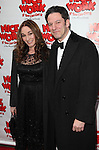 Jessica Molaskey & John Pizzarelli.attending the Broadway Opening Night Performance of 'Nice Work If You Can Get it' at the Imperial Theatre on 4/24/2012 at the Imperial Theatre in New York City. © Walter McBride/WM Photography .