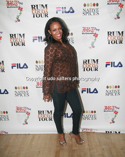Kecia Clarke Attends Jocelyn Taylor's Birthday Celebration and Official Launch of JRT Multimedia, LLC (A Luxury Branding Company)at Nikki Beach Midtown, New York, 3/26/2011
