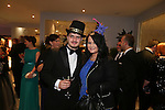 Smart Solutions Mad Hatters Ball<br /> Matthew Evans &amp; Dannielle Davies.<br /> Mecure Holland House<br /> Cardiff<br /> 23.11.13<br /> &copy;Steve Pope-FOTOWALES