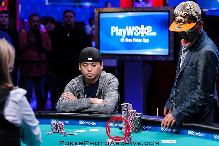 Qui Nguyen calls Mike Shin