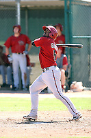Raywilly Gomez - Arizona Diamondbacks - 2010 Instructional League.Photo by:  Bill Mitchell/Four Seam Images..