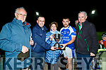 KOR winners of the Roddy O'Donnell Senior Championship Funal 2018 sponsored by Lee Strand at Austin Stack Park,Tralee on Saturday evening.