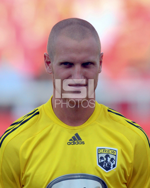 Ryan Junge in the 2-0  Real Salt Lake win at Rice Eccles Stadium  in Salt Lake City, Utah on  July 12, 2008.
