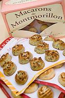 """Europe/France/Poitou-Charentes/86/Vienne/Montmorillon: Biscuitier """"Rannou-Métivier"""" - Macarons de Montmorillon aux amandes"""