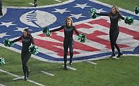 Cheerleader der New York Jets - 08.12.2019: New York Jets vs. Miami Dolphins, MetLife Stadium New York