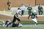 DENTON, TX - AUGUST 31: North Texas Mean Green running back Brandin Byrd (24) of the North Texas Mean Green Football vs Idaho Vandals at Apogee Stadium in Denton on August 31, 2013 in Denton, Texas. Photo by Rick Yeatts