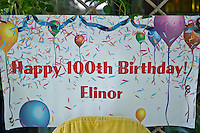 Aunt Elinor's 100th Birthday Party