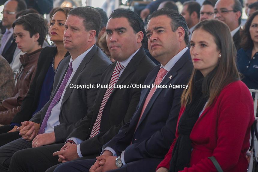 SAN JUAN DEL RIO., 25 DE ENERO DEL 2017.- CON LA PRESENCIA DEL GOBERNADOR SE DEBELA LA PLACA DE LA NUEVA EMPRESA DALE DESARROLLO, POR EL INICIO DE LA CONSTRUCCION DE LA PRIMERA PLANDA EN MEXICO, CON UNA INVERCION DE 30 MILLONES DE DOLARES, ESTA EMPRESA ESTA HUBICADA EN EL PARQUE INDUSTRIAL ORIENTE DEL MUNICIPIO DE SAN JUAN DEL RIO, QRO.