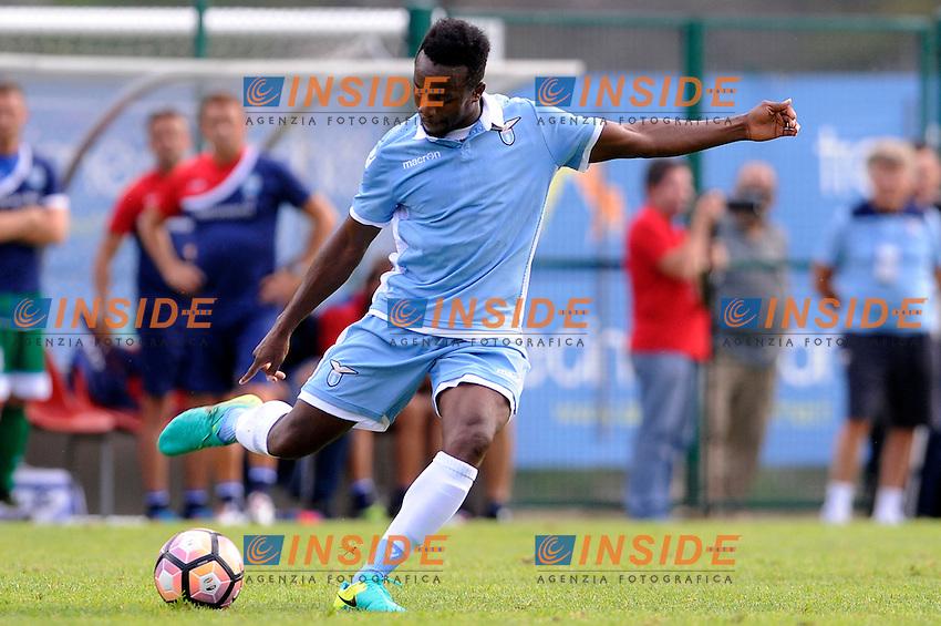 Eddy Onazi <br /> Calcio Lazio 2016/2017 <br /> Foto Insidefoto