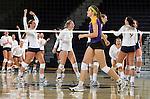 Minnesota State University Mankato at Augustana Volleyball