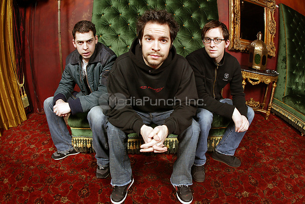 CHEVELLE photographed in Anaheim, CA on January 28, 2005.  Photo © Kevin Estrada / Media Punch.