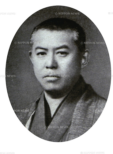 Undated - Junichiro Tanizaki was a Japanese author, one of the major writers of modern Japanese literature, and perhaps the most popular Japanese novelist after Natsume Souseki.  (Photo by Kingendai Photo Library/AFLO)