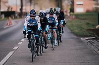 Isra&euml;l Cycling Academy at Driedaagse Brugge-De Panne 2018<br /> <br /> Bruges - De Panne (202km)