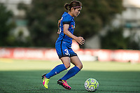 Seattle, Washington - Saturday, July 2nd, 2016: Seattle Reign FC forward Nahomi Kawasumi (36) during a regular season National Women's Soccer League (NWSL) match between the Seattle Reign FC and the Boston Breakers at Memorial Stadium. Seattle won 2-0.