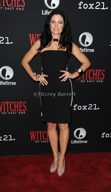 Madchen Amick arriving at the Witches of East End Comic-Con Party 2014 held at The Tipsy Crow in San Diego, Ca. July 24, 2014.