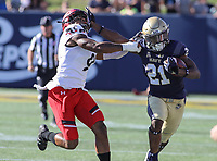 NCAA FOOTBALL: Cincinnati at Navy