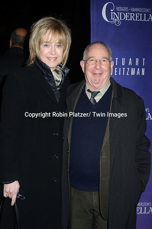 Jill Eikenberry and Michael Tucker attends Rogers +  Hammerstein's Cinderella Broadway Opening night on March 3, 2013 at the Broadway Theatre in New York City.