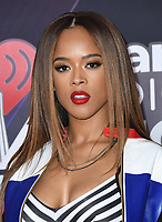 11 March 2018 - Inglewood, California - Serayah. 2018 iHeart Radio Awards held at The Forum. <br /> CAP/ADM/BT<br /> &copy;BT/ADM/Capital Pictures