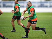 14th September 2017, Alexandra Park, Auckland, New Zealand; New Zealand Rugby Training Session;  Ngani Laumape