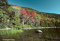 AC07-002a  Bubble Pond - Acadia National Park, Maine