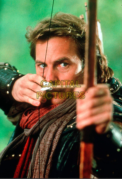 KEVIN COSTNER.in Robin Hood Prince of Thieves.CAP/AWFF.www.capitalpictures.com.sales@capitalpictures.com.Supplied By Capital Pictures