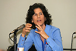 19 January 2008: Sky Blue Soccer's Director of Public Relations & Marketing Gloria Averbuch. Women's Professional Soccer held a Town Hall Meeting at the 2008 National Soccer Coaches Association of America's annual convention being held at the Convention Center in Baltimore, Maryland.
