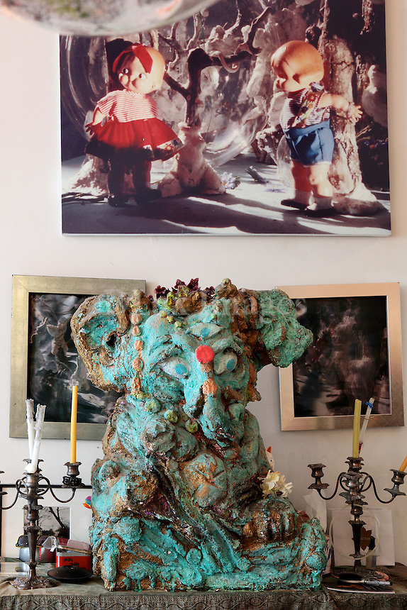 fairytale paintings and sculpture