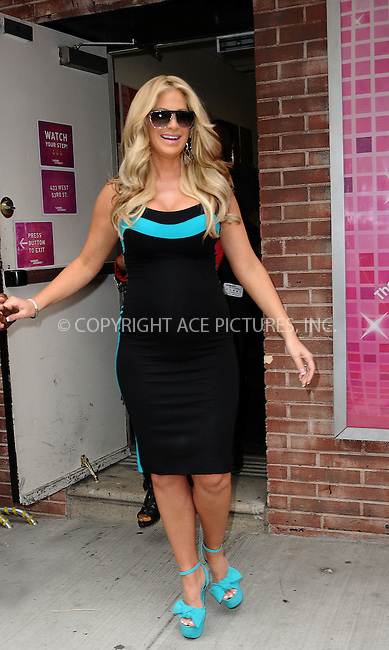 April 26, 2012: Kim Zolciak.Mandatory Credit: Curtis Means/ACE/INFphoto.com  Ref: infusny-220..