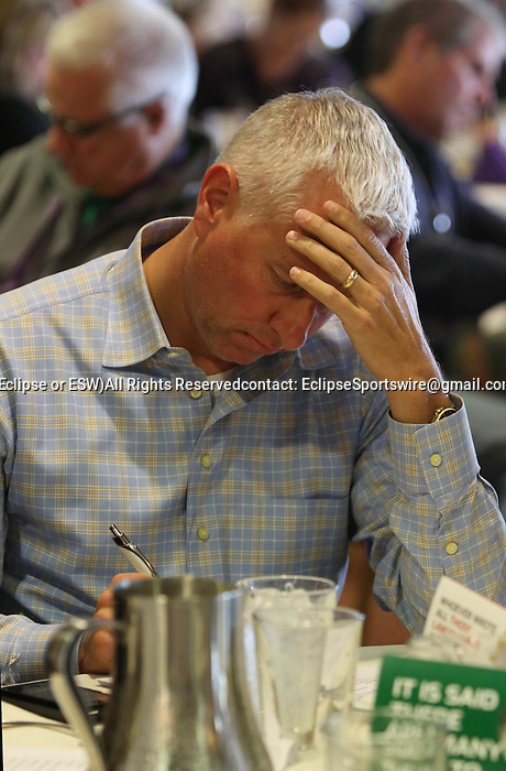 Breeders' Cup post position draw..October 31, 2011.