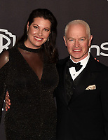 LOS ANGELES, CALIFORNIA - JANUARY 06: Ruve McDonough and Neal McDonough attend the Warner InStyle Golden Globes After Party at the Beverly Hilton Hotel on January 06, 2019 in Beverly Hills, California. <br /> CAP/MPI/IS<br /> &copy;IS/MPI/Capital Pictures