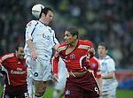 Fussball Bundesliga 2008/09, Karlsruher SC - Hamburger SV