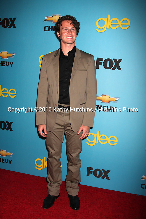 Jonathan Groff.arrives at the GLEE Spring Premiere Party 2010.Chateau Marmont.Los Angeles, CA.April 12, 2010.©2010 Kathy Hutchins / Hutchins Photo...