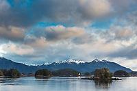 Sitka Sound, Sitka, Alaska.