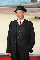 LONDON, ENGLAND - JULY 13: Mark Rylance attending the World Premiere of 'Dunkirk' at Odeon Cinema, Leicester Square on July 13, 2017 in London, England.<br /> CAP/MAR<br /> &copy;MAR/Capital Pictures /MediaPunch ***NORTH AND SOUTH AMERICAS ONLY***