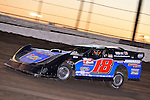 Feb 17, 2014; 6:22:00 PM;  Barberville, FL, USA;  World of Outlaws Late Model Series for 43rd Annual DIRTcar Nationals presented by Summit Racing Equipment at Volusia Speedway Park.  Mandatory Credit: (thesportswire.net)