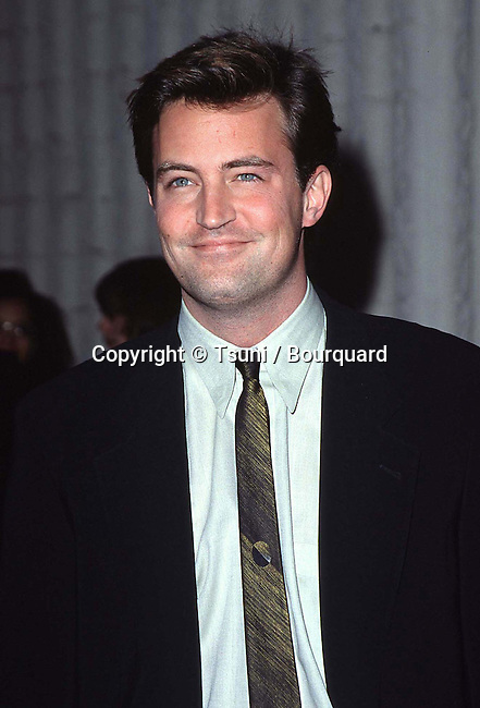 OBJECT OF MY AFFECTION premiere  was held at the AVCO Theatre in Westwood. 4/10/1998<br />           -            Perry, Matthew-7.jpg