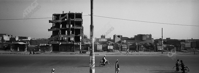 Kabul, Afghanistan, August/September 2005