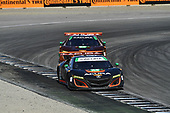 IMSA WeatherTech SportsCar Championship<br /> AMERICA'S TIRE 250<br /> Mazda Raceway Laguna Seca<br /> Monterey, CA USA<br /> Sunday 24 September 2017<br /> 86, Acura, Acura NSX, GTD, Oswaldo Negri Jr., Jeff Segal, 93, Acura, Acura NSX, GTD, Andy Lally, Katherine Legge<br /> World Copyright: Richard Dole<br /> LAT Images<br /> ref: Digital Image DSC_3760
