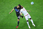 Maya Yoshida (JPN), <br /> SEPTEMBER 1, 2016 - Football / Soccer : <br /> FIFA World Cup Russia 2018 Asian Qualifier <br /> Final Round Group B <br /> between Japan - United Arab Emirates <br /> at Saitama Stadium 2002, Saitama, Japan. <br /> (Photo by YUTAKA/AFLO SPORT)