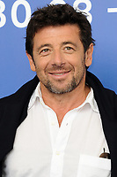 French singer, actor, and professional poker player Patrick Bruel attends a photo call for the movie 'Una Famiglia' at the 74th Venice Film Festival, Venice Lido, September 4, 2017. <br /> UPDATE IMAGES PRESS/Marilla Sicilia<br /> <br /> *** ONLY FRANCE AND GERMANY SALES ***