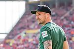 12.05.2018, OPEL Arena, Mainz, GER, 1.FBL, 1. FSV Mainz 05 vs SV Werder Bremen<br /> <br /> im Bild<br /> Jerome Gondorf (Werder Bremen #08) bei Platzbegehung, <br /> <br /> Foto &copy; nordphoto / Ewert