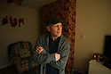 TO GO WITH SPORTS STORY BY Don McRae. Belfast Boxer Eamonn Magee in his home of the Ardoyne area of north Belfast. 01/05/2018 Photo/Paul McErlane
